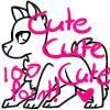 Tiny doggie Base by Keesness