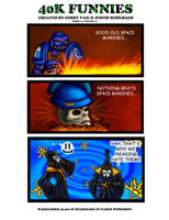 40K Funnies - Page 1 by The-Great-Geraldo