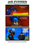 40K Funnies - Page 1