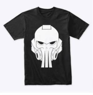 The Funisher Crusade Journal Shirt!