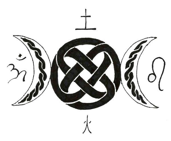 CelticPagan Tattoo: Commission by TexacoPokerKitty