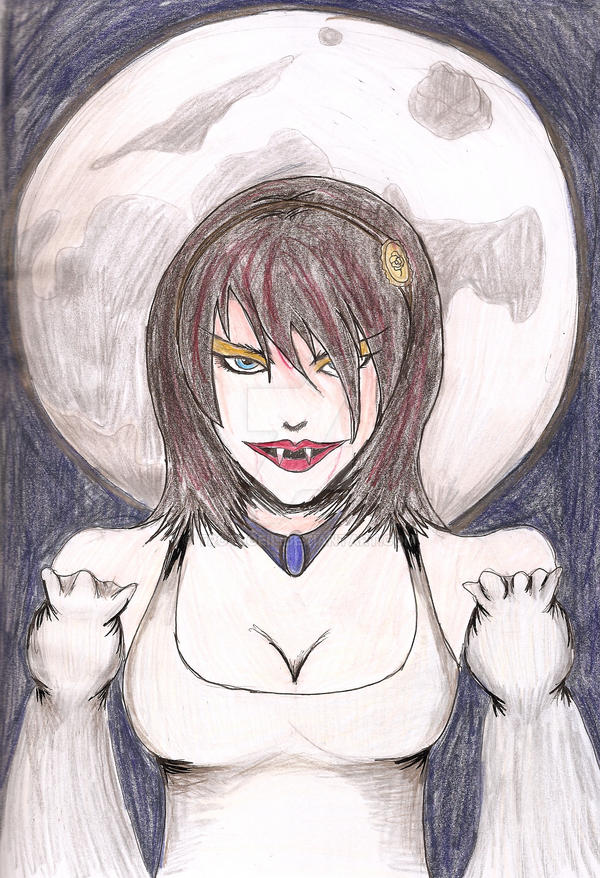 All Hallows Eve in Color by TexacoPokerKitty