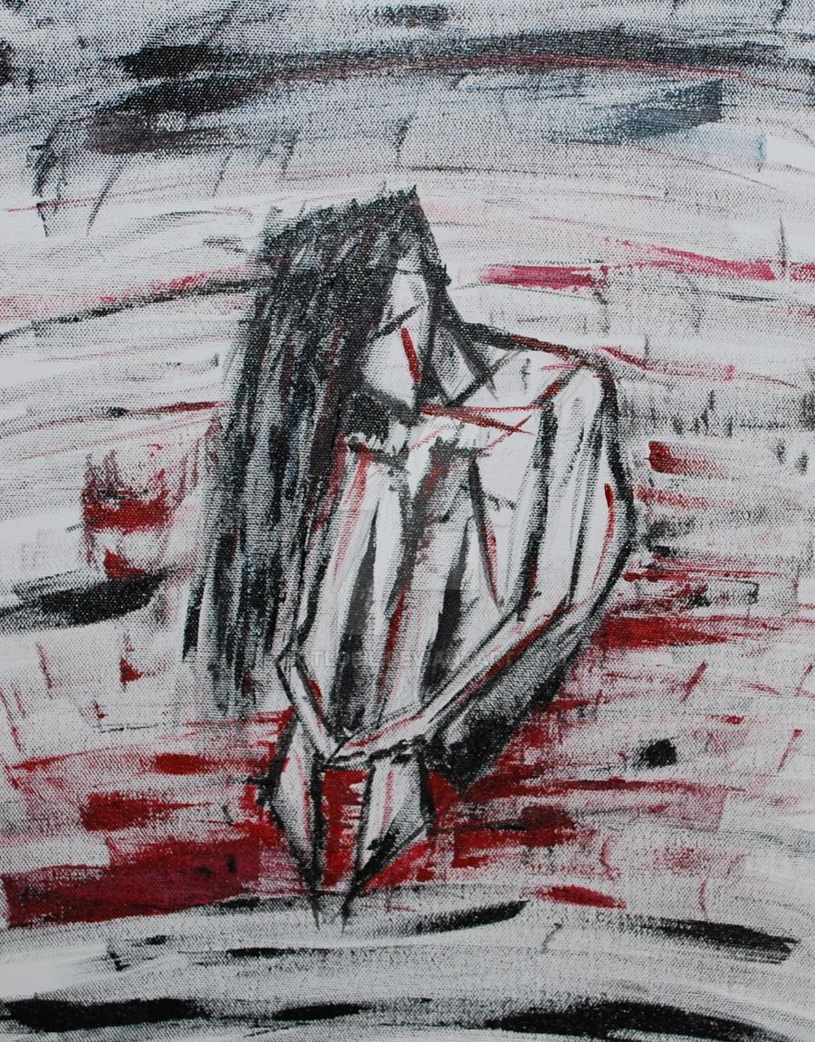 My Nightmare One: Victim by TexacoPokerKitty