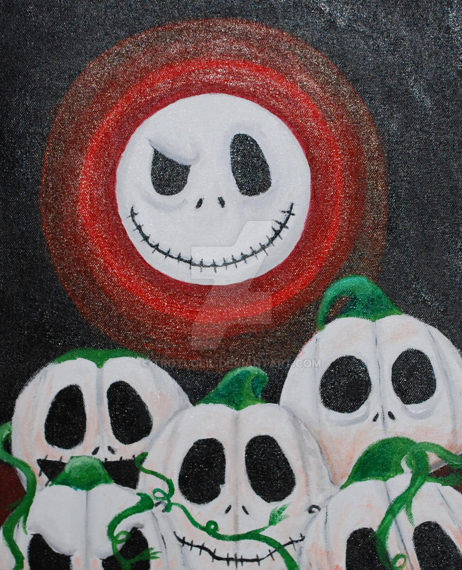 The Pumpkin King by TexacoPokerKitty