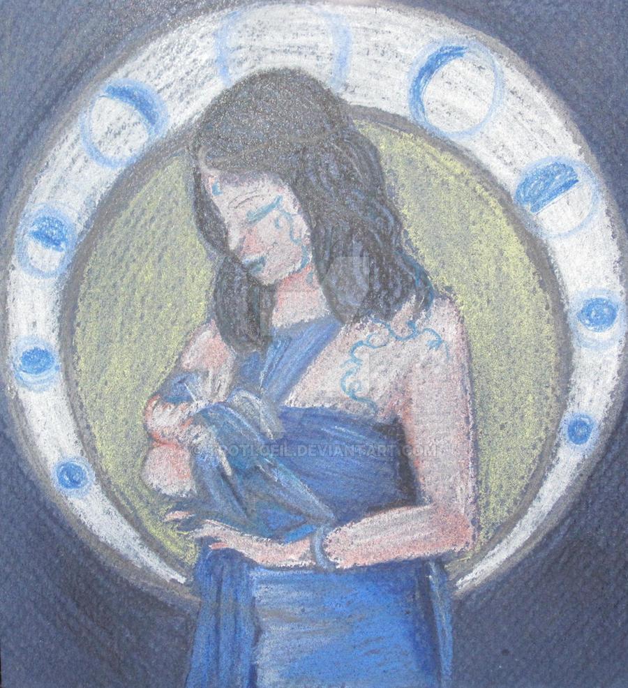 The Starlight Fairy by TexacoPokerKitty
