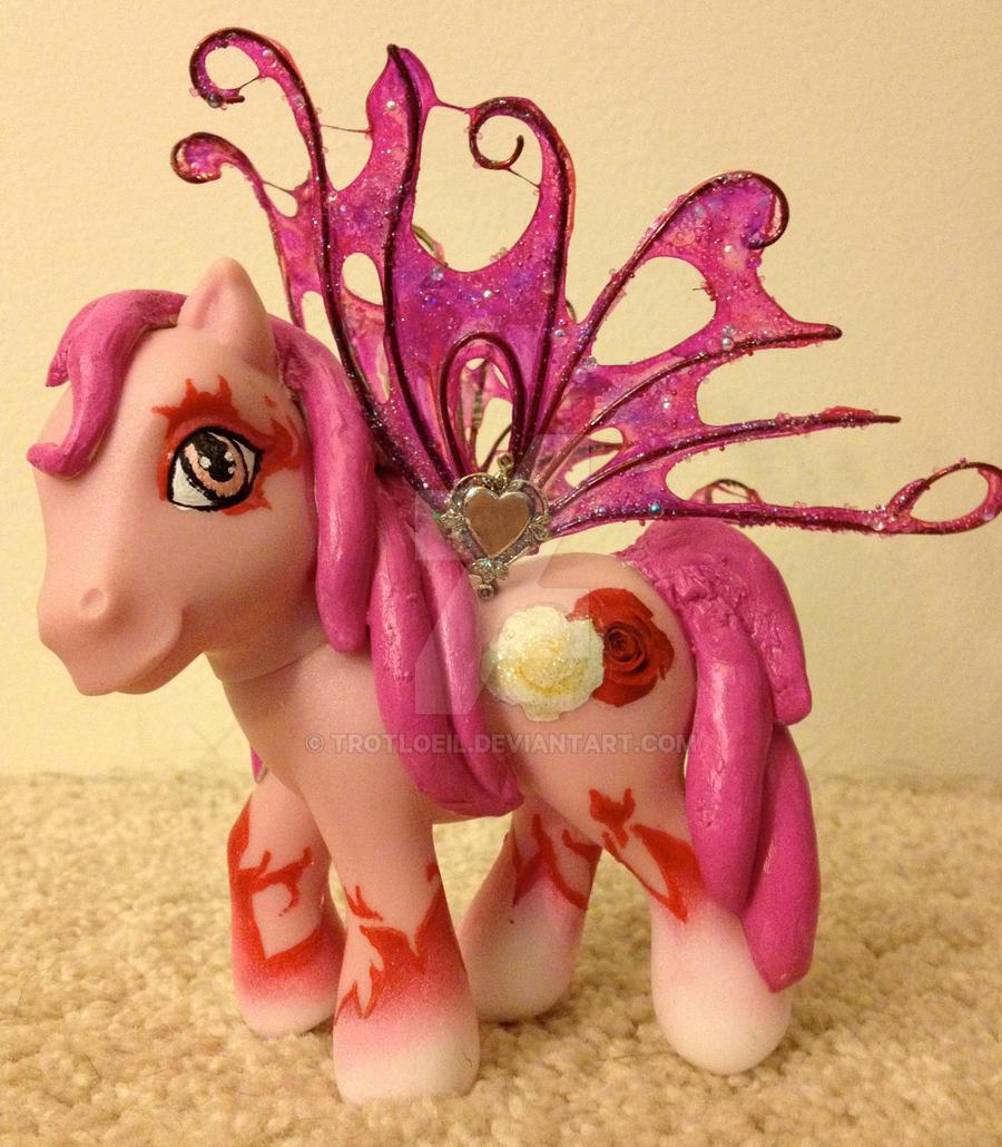 My Little Pony Garden Pony by TexacoPokerKitty