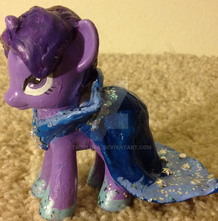 My Little Pony Twilight Sparkle by TexacoPokerKitty