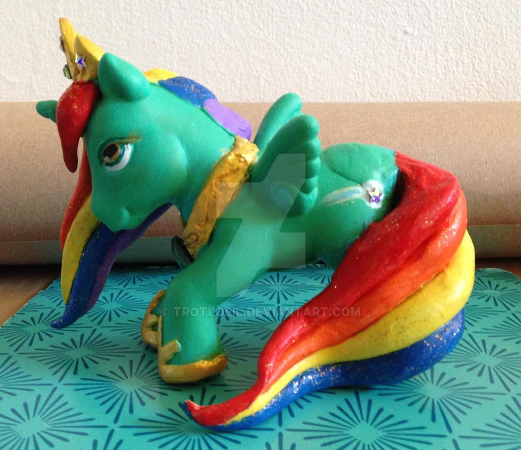 My Little Pony Princess Votia by TexacoPokerKitty