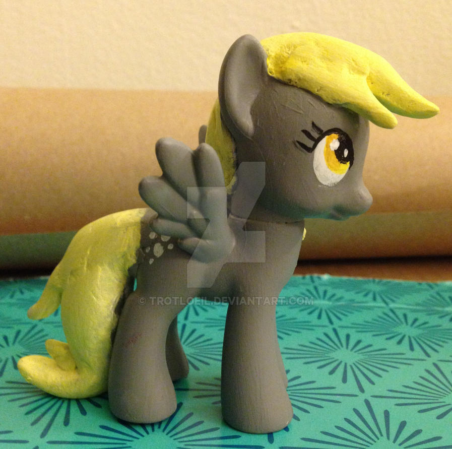 My Little Pony Derpy Hooves by TexacoPokerKitty