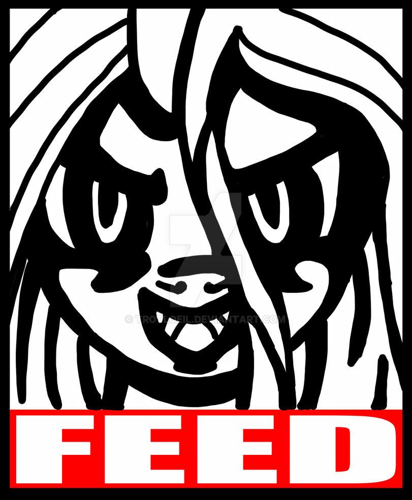 FEED by TexacoPokerKitty