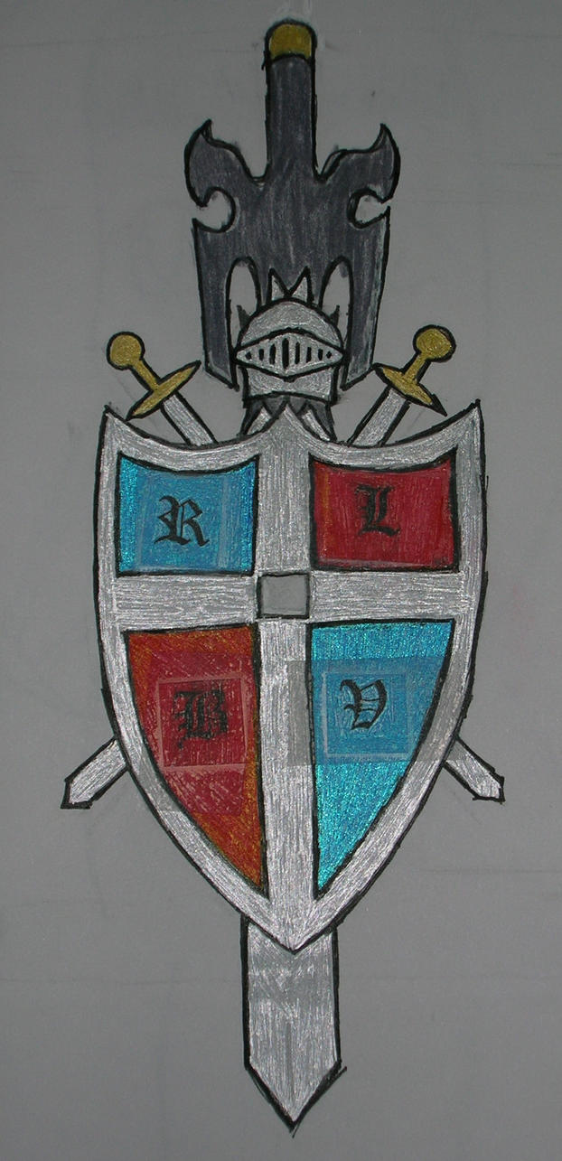Family Arms by TexacoPokerKitty