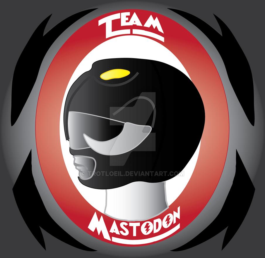 Team Mastodon by TexacoPokerKitty