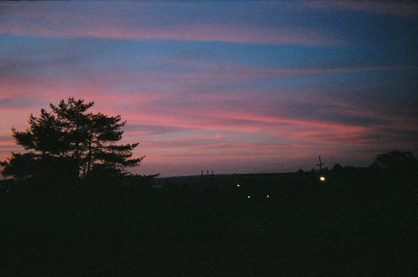 Sunset Over Ithaca by TexacoPokerKitty
