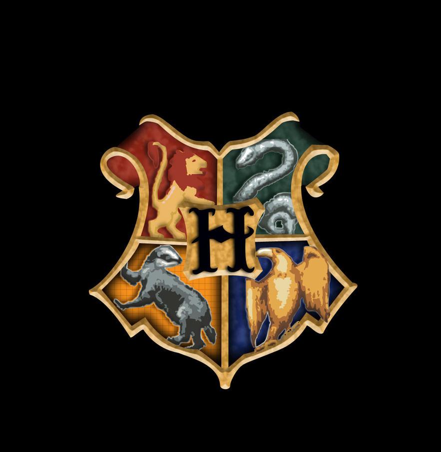 hogwarts logo by savetheplatypi on deviantart