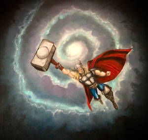 Thor: Norse God and Avenger
