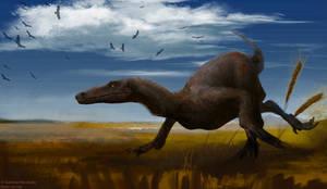 Raptor by kachy-mi