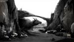 Black and White: Dragon