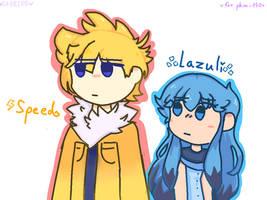 speed and lazuli by RABBIRD