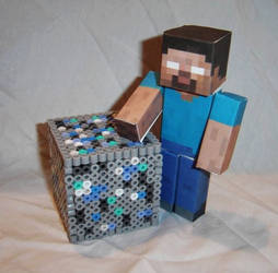 Herobrine owns all by Siamare