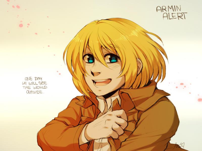 Armin Alert by Aishishi