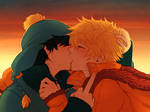 [Crenny] Kiss