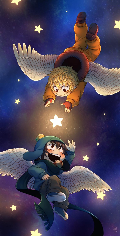 [Crenny] Stargazer by Aishishi