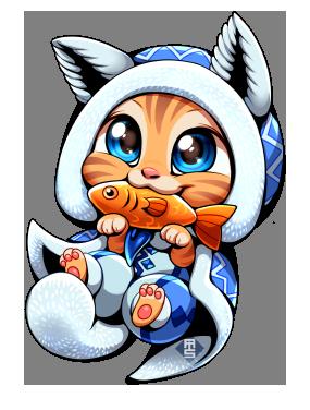 Tobi Kadachi Felyne Monster Hunter World By Aishishi On Deviantart