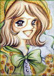 Patty (Candy Candy) by papirous