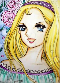 Susanna ( Candy Candy )