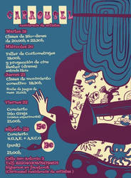 Carrousel poster 4 by vannin