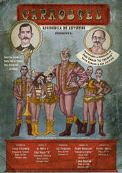 Carrousel poster 7 by vannin