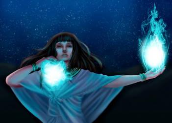 I summon you!