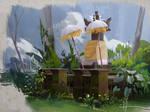 Bali Shrine