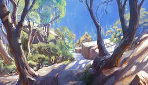 australian colours