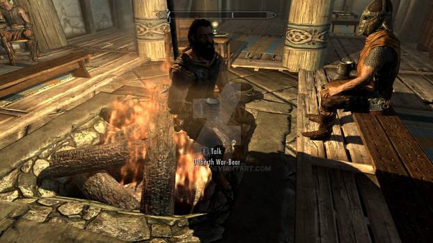 Dat ass is on fire.