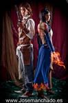 Albus and Shanoa