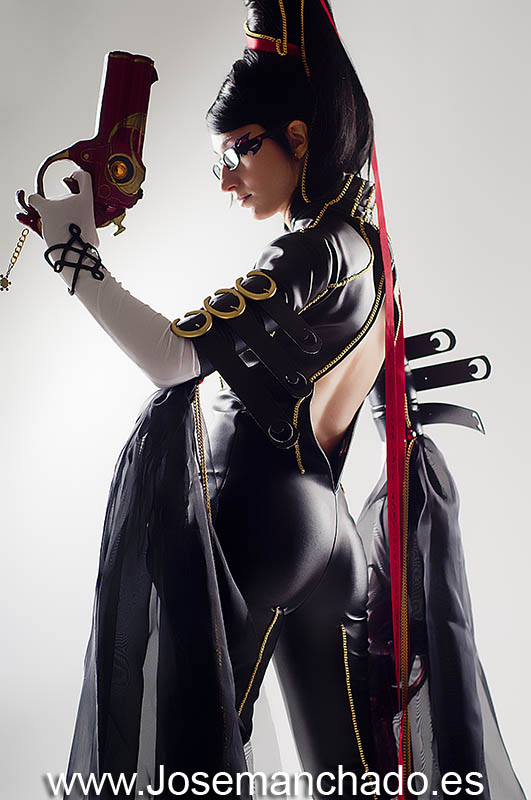Bayonetta by Nebulaluben