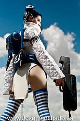 Femme Fatale II by Nebulaluben