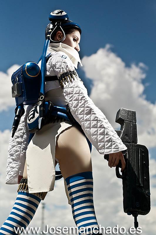 2e37e463f Femme Fatale Carpetbagger (Lost Planet 2)   cosplaygirls