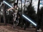 Fighting for Alderaan