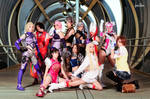 Tekken Tag Tournament 2 cosplay