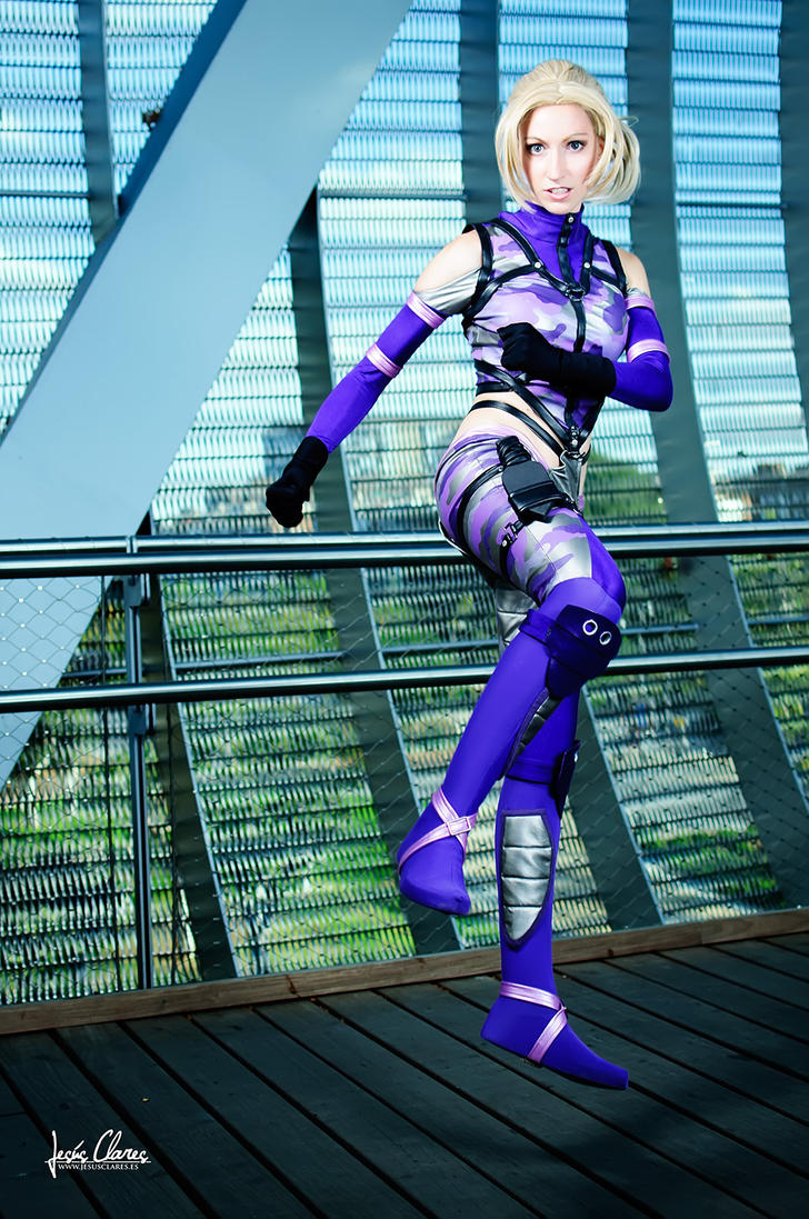 Nina Williams III by Nebulaluben