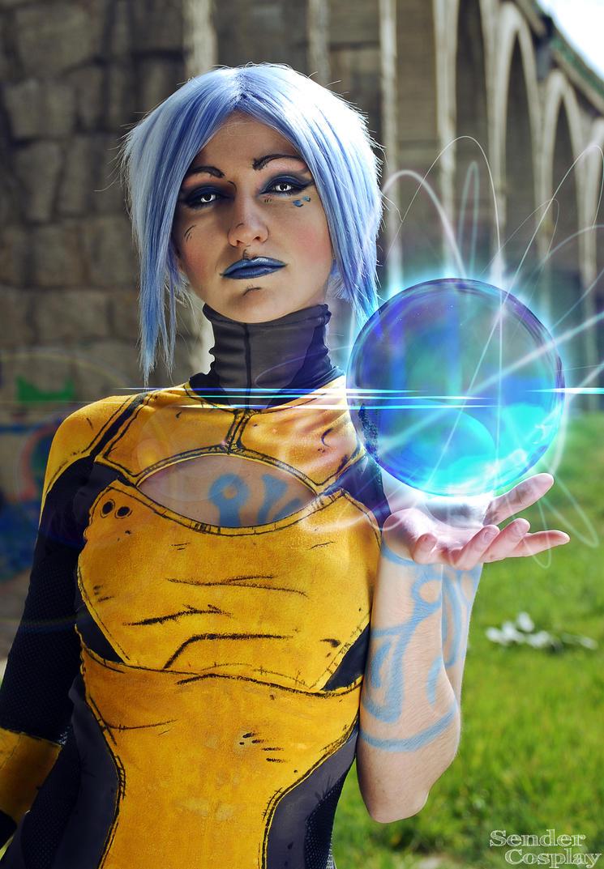 Maya - I love my powers! by Nebulaluben