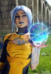 Maya - I love my powers!