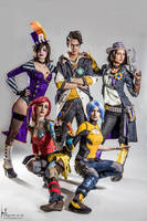 Borderlands 2 by Nebulaluben