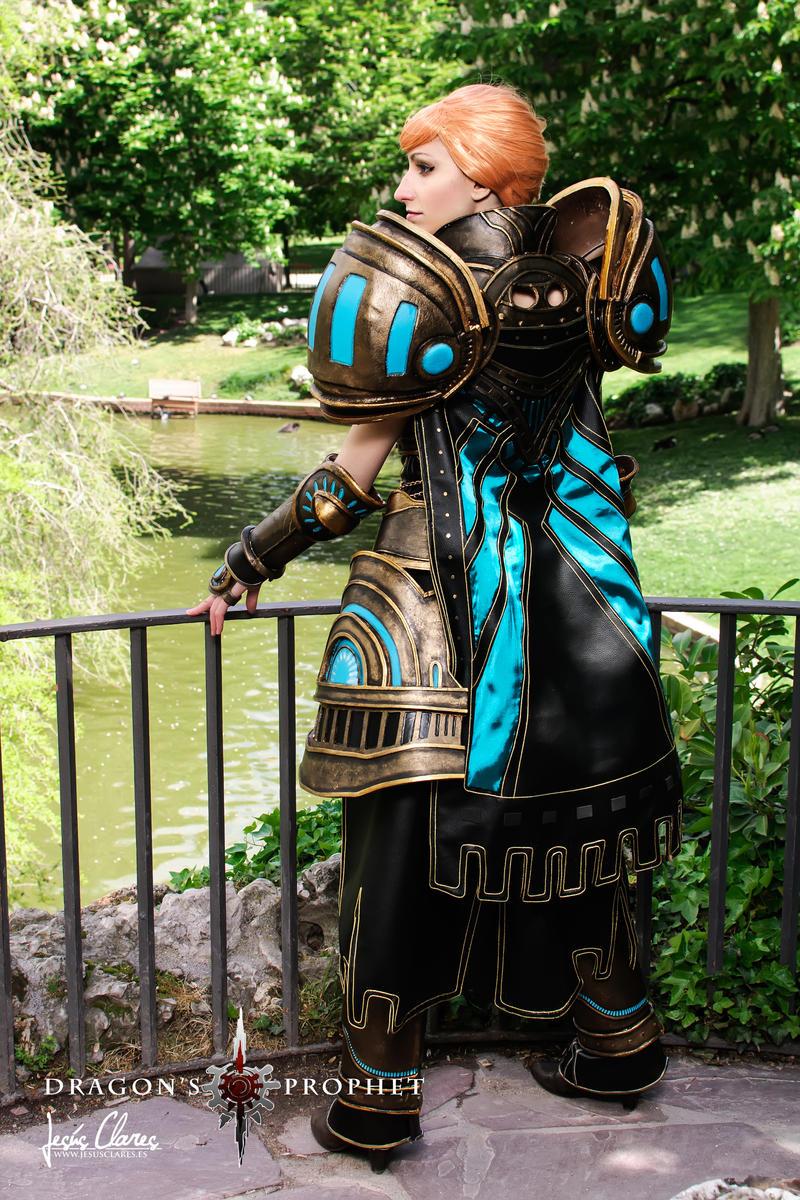 Dragon's Prophet III by Nebulaluben