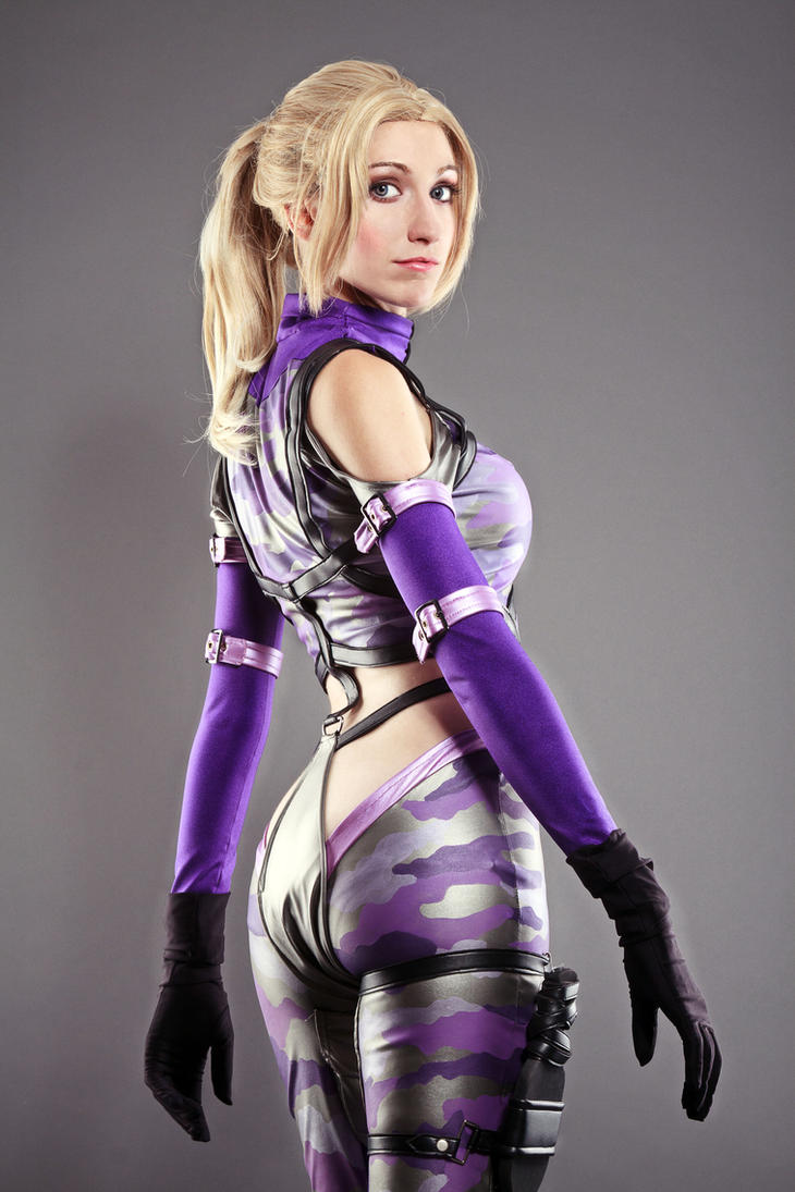 Nina Williams II by Nebulaluben