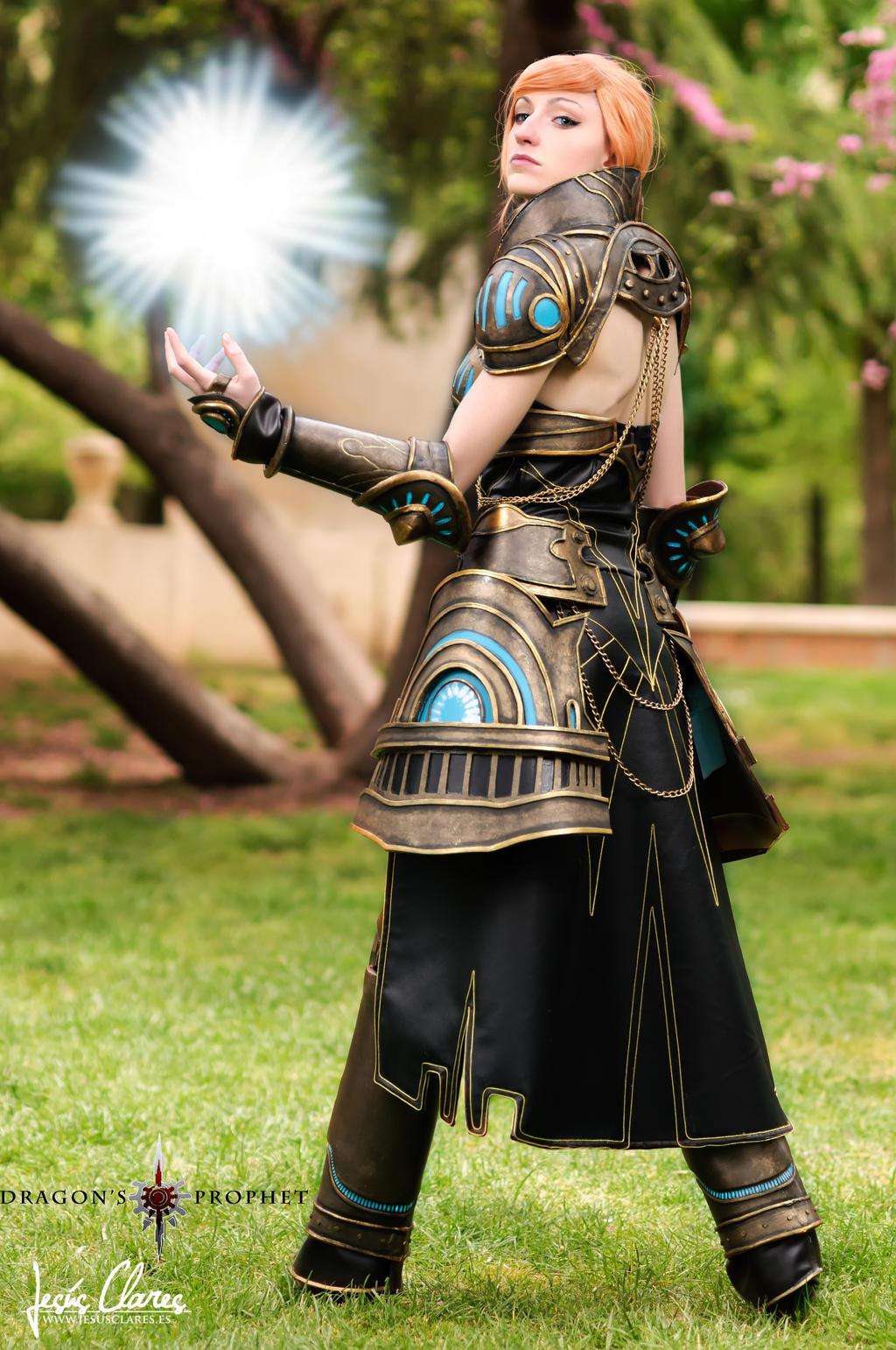 Sorcerer by Nebulaluben