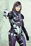 Commander Shepard cosplay II