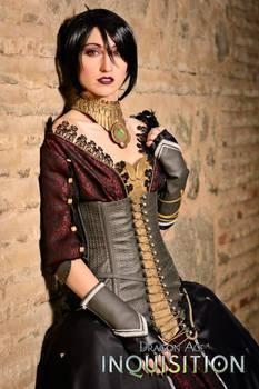 Morrigan DAI cosplay